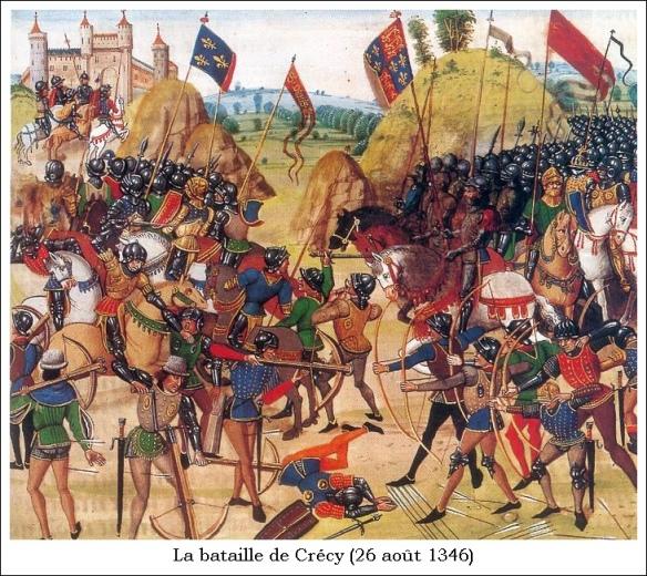 Bataille de Crécy (1346)