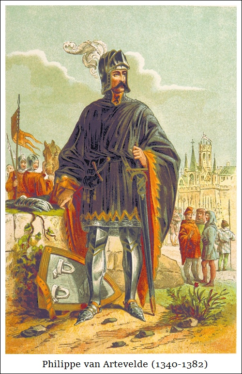 Philippe van Artevelde (1340-1382)