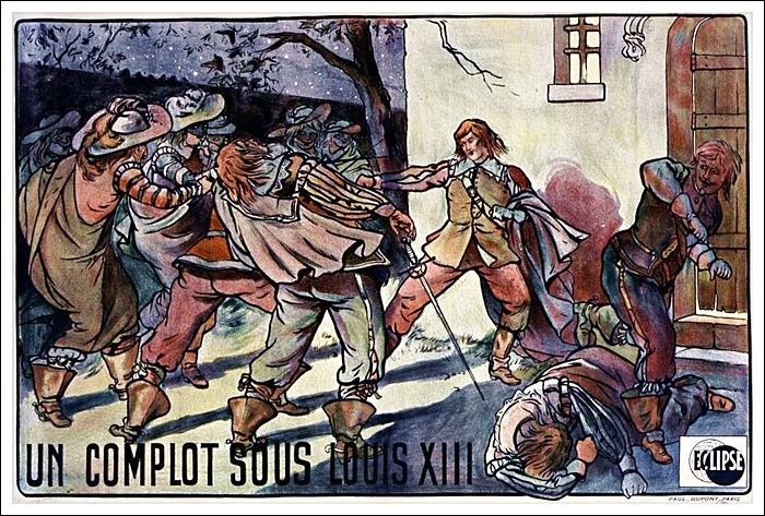 Un complot sous Louis XIII